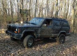 JEEP CHEROKEE (3 brown