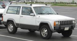 JEEP CHEROKEE white