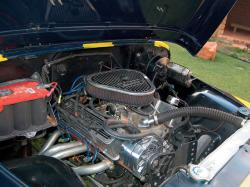 JEEP CJ 7 engine