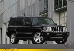 JEEP COMMANDER 3.0 CRD brown