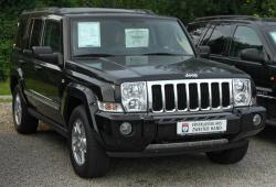 JEEP COMMANDER 3.0 CRD engine