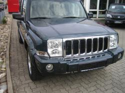 JEEP COMMANDER green