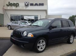 JEEP COMPASS 4X4 blue