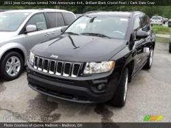 JEEP COMPASS 4X4 silver