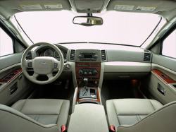 JEEP CRD interior