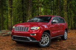 JEEP GRAND CHEROKEE red