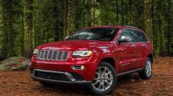 JEEP GRAND red