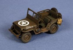 JEEP WILLYS green