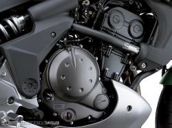 KAWASAKI 650 engine