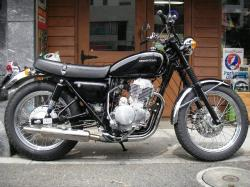 KAWASAKI ESTRELLA engine