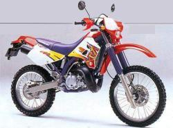 KAWASAKI KDX engine
