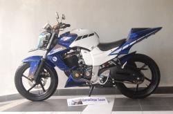 KAWASAKI KLX blue