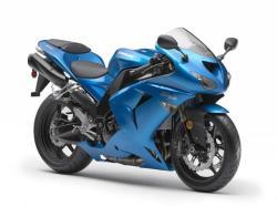 KAWASAKI NINJA 1000 blue