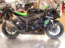 kawasaki ninja zx-14 monster energy