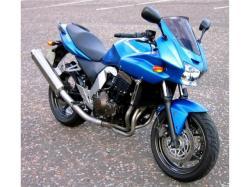 KAWASAKI ZR-7S blue