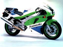 Kawasaki Zxr 750 Review And Photos