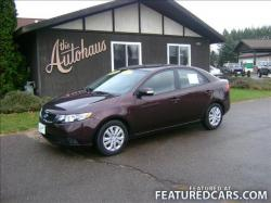 KIA FORTE brown