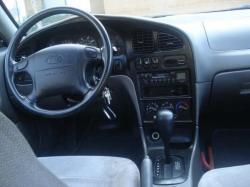 KIA SEPHIA 1.8 interior