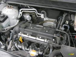 KIA SOUL 1.6 engine