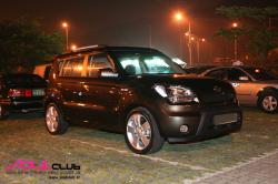 KIA SOUL brown