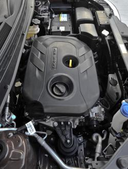KIA SOUL engine
