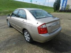 KIA SPECTRA brown