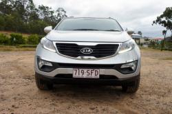 KIA SPORTAGE 2.0 engine