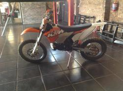 KTM 300 silver