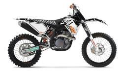 KTM 300 white
