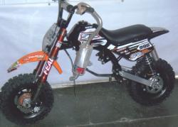 KTM 50 black