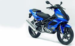 KTM 50 blue