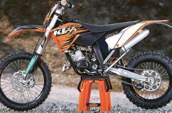 KTM EXC 400 engine