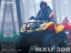 KYMCO 300 engine