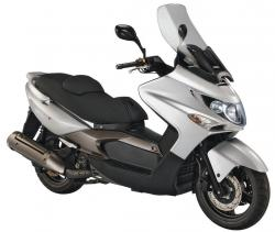 KYMCO 300 red