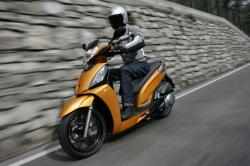 KYMCO PEOPLE 200I silver