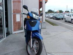 KYMCO PEOPLE blue
