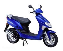 KYMCO VITALITY blue