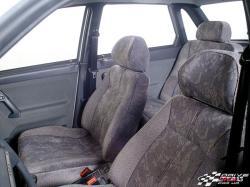 LADA 110 interior