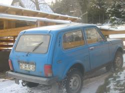 LADA NIVA blue