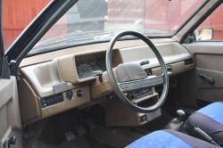 LADA SAMARA 1300 interior
