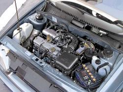 LADA SAMARA engine