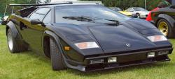 LAMBORGHINI COUNTACH black