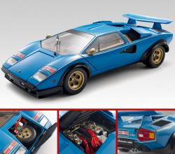 LAMBORGHINI COUNTACH blue