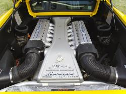 LAMBORGHINI DIABLO 2 engine