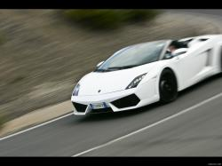 LAMBORGHINI GALLARDO 560-4 brown