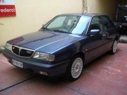 LANCIA DEDRA 2000 TURBO blue
