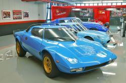 LANCIA STRATOS HF blue