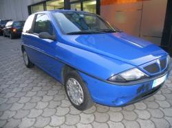 LANCIA Y blue