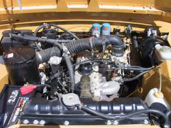 LAND ROVER 109 engine