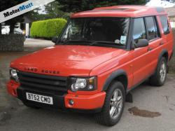 Land Rover Discovery Review And Photos